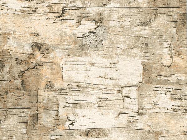 "Birch Bark 24"" x 417' Half Ream Roll Gift Wrap"