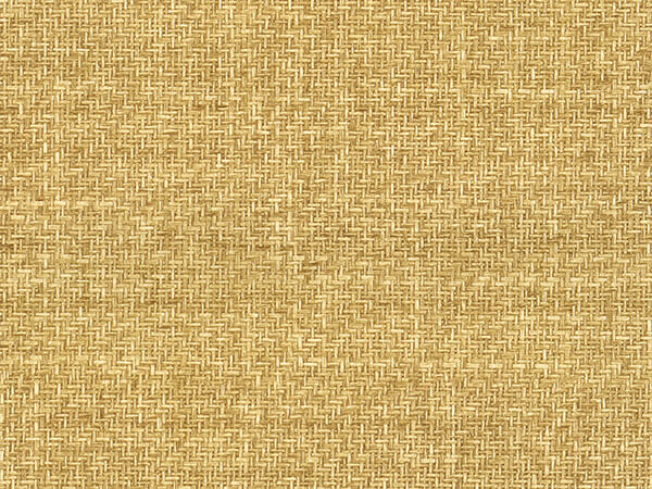 "Burlap Weave 26"" x 417 Half Ream Roll Gift Wrap"