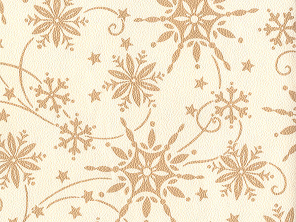 """A Little Flakey Wrapping Paper 26"""" x 417', Half Ream Roll"""