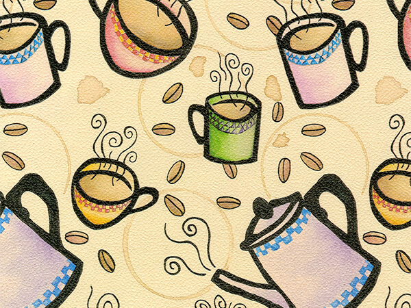 "Coffee  30"" x 833' Full Ream Roll Gift Wrap"