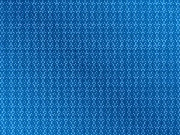 "Turquoise Embossed Weave 24"" x 417' Half Ream Gift Wrap (Metallized)"