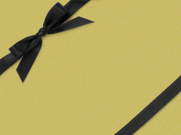 """Pearl Gold Wrapping Paper 30"""" x 833', Full Ream Roll"""