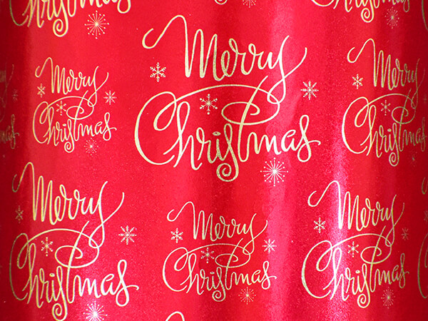 """Classic Greetings Wrapping Paper 30"""" x 833', Full Ream Roll"""