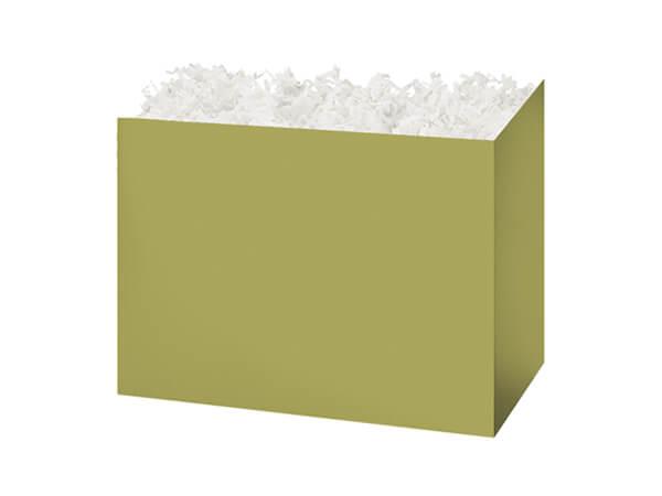 "Sage Basket Box, Medium 8.25x4.75x6.25"", 6 Pack"