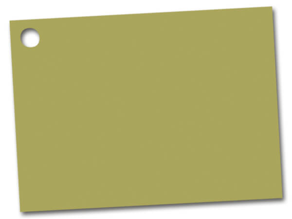 """Sage Theme Gift Cards, 3.75x2.75"""", 6 Pack"""