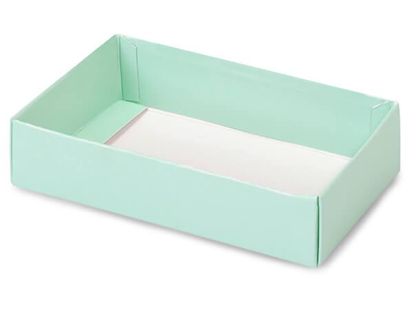 """Aqua Slide Open Candy Box Base, 5x2.75x1.25"""", 100 Pack"""