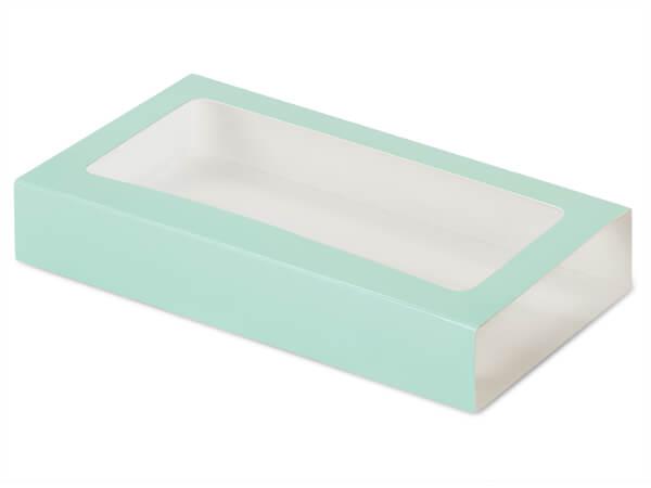 "Aqua Slide Open Candy Box Sleeve, 8x4.25x1.25"", 100 Pack"
