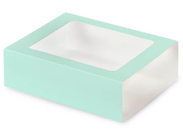 "Aqua Slide Open Candy Box Sleeve, 6.75x4.75x2"", 100 Pack"