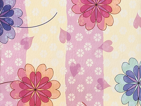 """**Pastel Dreams 24""""x417' Gift Wrap Counter Roll"""