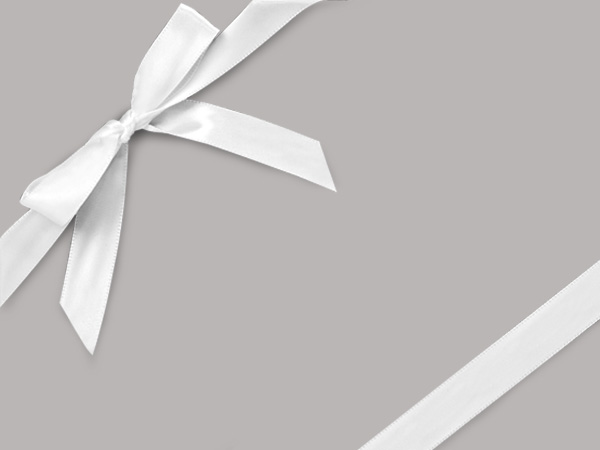 "White Shursheen Wrapping Paper 30"" x 417', Half Ream Roll"