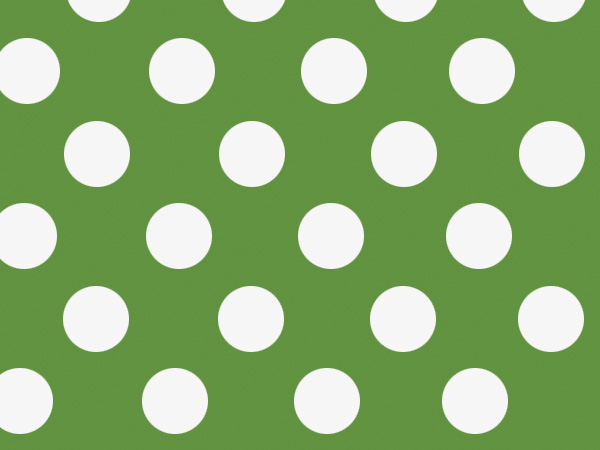 "*Green Dots Stone Wrap 30""x417' Gift Wrap Counter Roll"