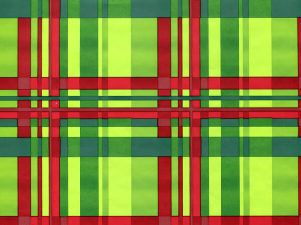 """*Mad for Plaid Stone Wrapping Paper 30""""x150' Large Roll"""
