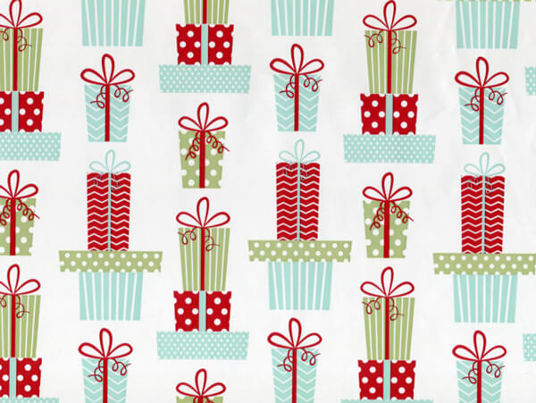 """*Trendy Gifts, 30""""x25' Wrapping Paper Roll"""