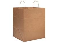 Hot Stamp Your Natural Kraft Bags