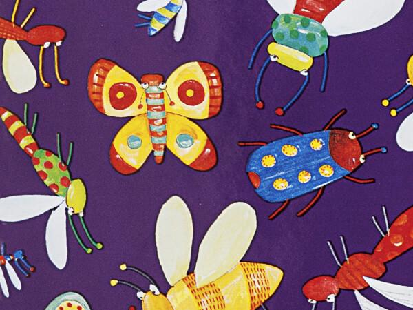 """*Bugs Gift Wrap, 24""""x833'"""