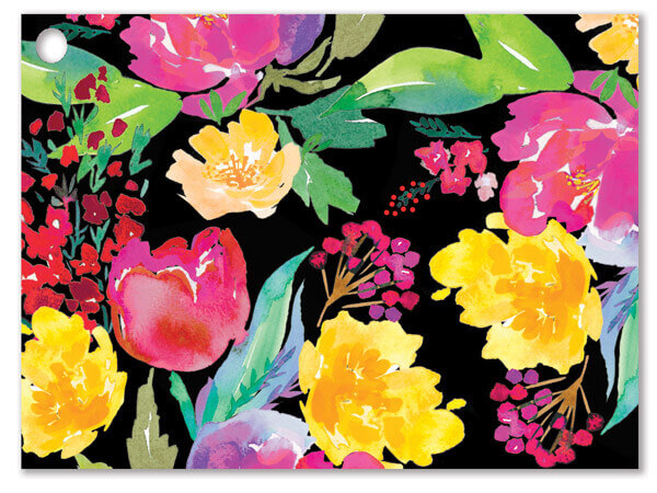Watercolor Garden Blooms Gift Card