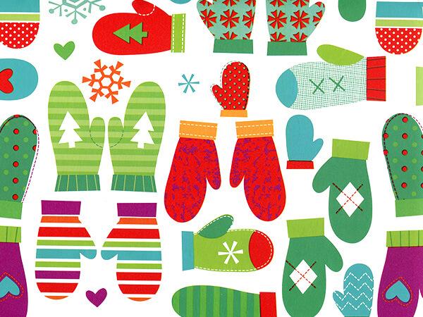 """Mod Mittens 24"""" x 100' Cutter Box Gift Wrap"""