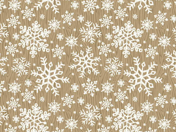 """Rustic Christmas Joy Wrapping Paper 24""""x85' Cutter Roll"""