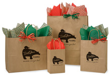 Nashville Wraps 100% Recycled Brown Kraft Bags