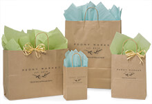 Ink Print Your Paper Shopping Bags