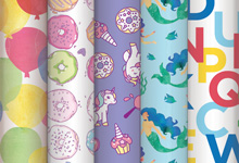 "Value 30""x150' Gift Wrap Rolls"