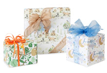 Nashville Wraps Baby Gift Wrapping Paper
