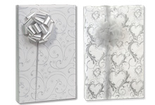 Wedding Gift Wrap Paper