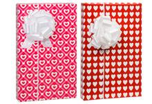 Nashville Wraps Shamrock Valentine Gift Wrap