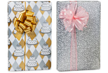 Wedding and Bridal Shower Gift Wrap