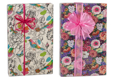 Nashville Wraps Factory Direct Floral Gift Wrap