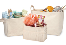 Cotton Gift Basket Containers