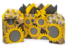 Nashville Wraps Sunflower Fields Gift Bags