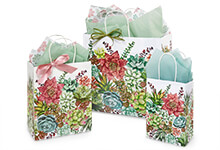 Nashville Wraps Cottage Rose Garden Gift Bags