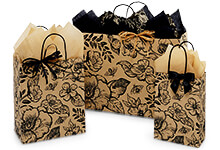 Nashville Wraps Rose Blossoms Bags