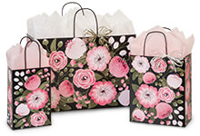 Nashville Wraps Moonlit Flowers Gift Bags