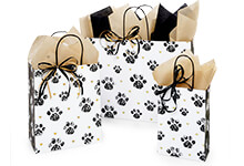 Nashville Wraps Costal Blooms Gift Bags