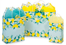 Nashville Wraps Lemon Blooms Gift Bags