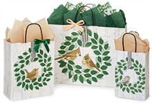 Farmhouse Birds Paper Gift Bags