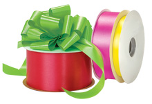 Nashville Wraps Floral Satin Ribbon