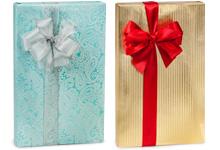Nashville Wraps Sullivan Embossed Solid Gift Wrap