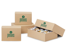 Nashville Wraps Kraft Mailing Boxes