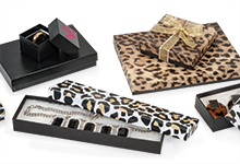 Nashville Wraps Animal Print Jewelry Gift Boxes