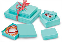 Custom Print Your Aqua Jewelry Boxes