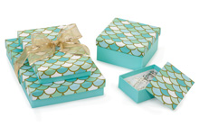Nashville Wraps Mermaid Paradise Jewelry Gift Boxes