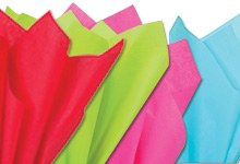 Nashville Wraps Assorted Color Tissue Paper 20X30