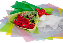 Tissue paper in bulk for gift wrapping nashville wraps nashville wraps waxed floral tissue paper mightylinksfo