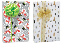 Nashville Wraps Holiday Counter Roll Gift Wrap Specials
