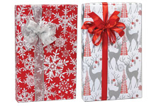 Nashville Wraps Holiday Cutter Roll Gift Wrap Specials