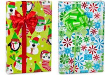 Nashville Wraps Sullivan Holiday Kids Gift Wrap