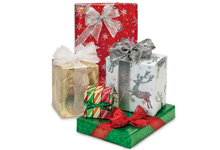 Sullivan Holiday Special Foil Gift Wrap